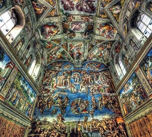 Архитектурное и историческое наследие нашей цивилизации. Фото: xaxor.com