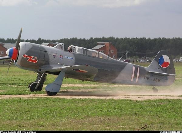 Фотогалерея. Военные самолеты времен Второй мировой войны. Фото: airliners.net