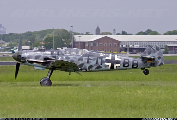Самолеты времен Второй мировой войны. Фото:airliners.net