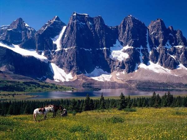 Горы. Фото:xaxor.com