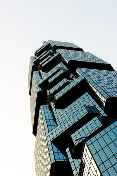 Современная архитектура. Фото: xaxor.com