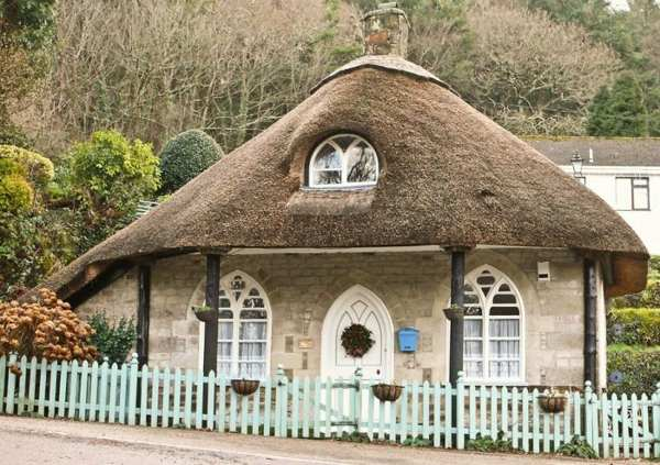 Дом из сказки по английски. Фото:xaxor.com
