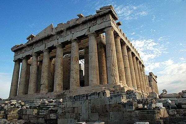 Архитектурное и историческое наследие нашей цивилизации. Фото:xaxor.com