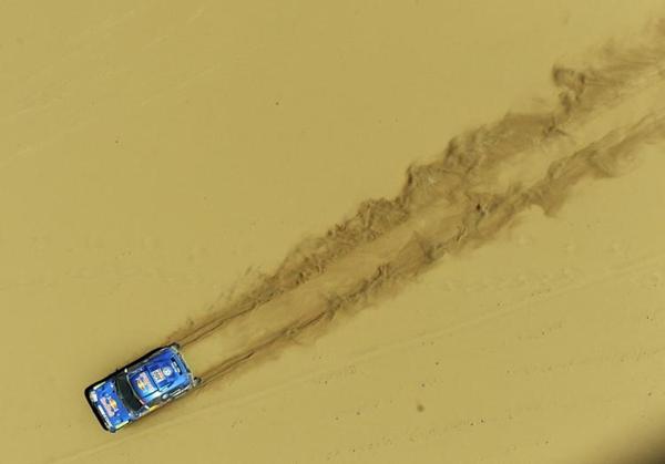 Дакар 2011. Фото:xaxor.com