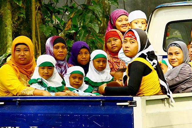 В ботаническом саду Богор на острове Ява в Индонезии. Фото: Сима Петрова/Великая Эпоха (The Epoch Times)
