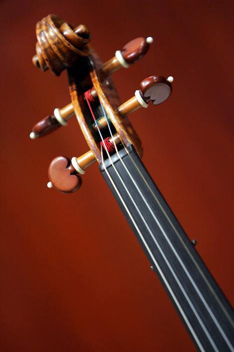 Скрипка Страдивари 1729 года, известная под названием Соломон, экс-Ламберт. Фото: DON EMMERT/AFP/Getty Images