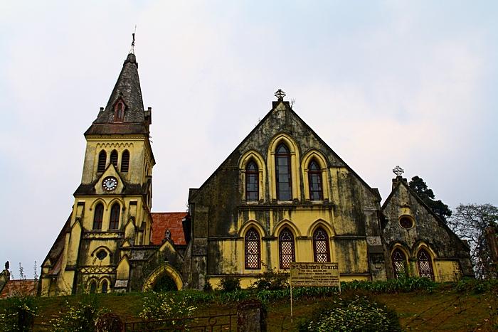 Христианская церковь святого Андрея в Дарджилинге. Darjeeling. Фото: Сима Петрова/Великая Эпоха (The Epoch Times)