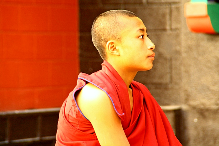 Монах. Дарджилинг.Darjeeling. Фото: Сима Петрова/Великая Эпоха (The Epoch Times)