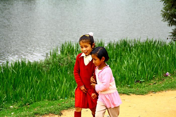 Озеро в Мирике. Дарджилинг.Darjeeling. Фото: Сима Петрова/Великая Эпоха (The Epoch Times)