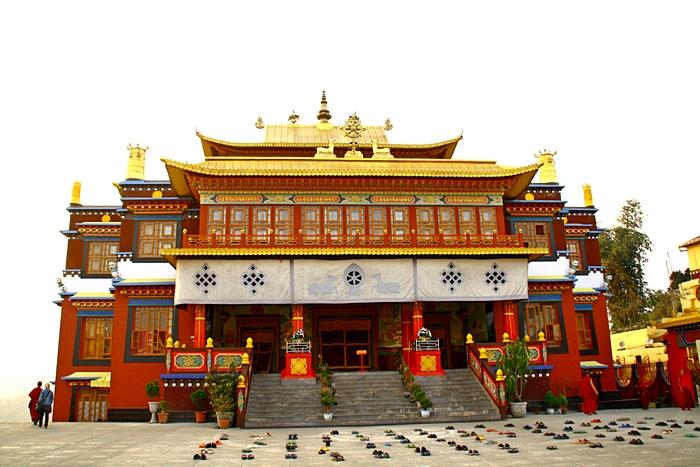 Тибетский монастырь в Мирике. Дарджилинг.Darjeeling. Фото: Сима Петрова/Великая Эпоха (The Epoch Times)