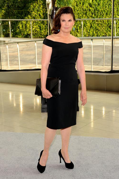Совет директоров вручил награду Коллин Этвуд на вручении Премии моды CFDA Fashion Awards 2013 в Нью-Йорке. Фото: Jamie McCarthy/Getty Images