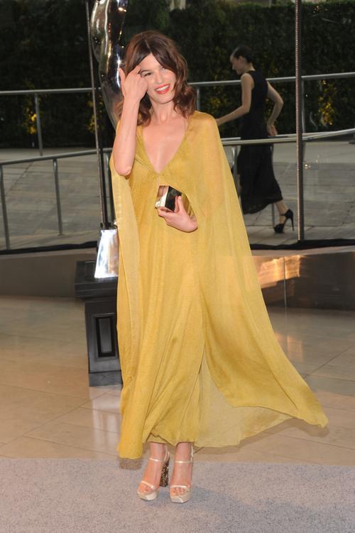 Лиз Мустапарта на вручении Премии моды CFDA Fashion Awards 2013 в Нью-Йорке. Фото: Jamie McCarthy/Getty Images