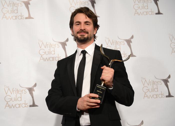 Писатель Марк Боал на вручении премии Гильдии писателей США. Фото: Jason Kempin/Getty Images for WGAw