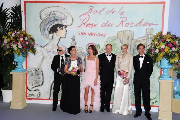 Знаменитости посетили Королевский бал роз в Монако. Фото: Pascal Le Segretain/Getty Images