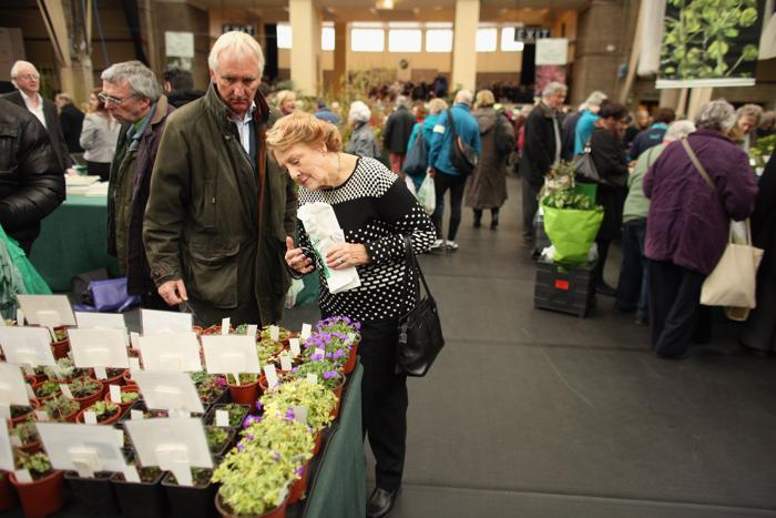Ярмарка цветов открылась в Лондоне. Фото: Oli Scarff/Getty Images