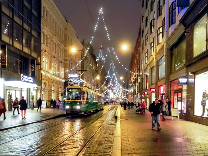Рождественский Хельсинки. Фото: Лариса Кононова/Великая Эпоха (The Epoch Times)