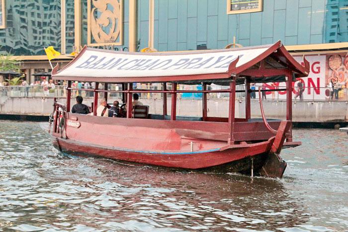 Прогулочная лодка. Фото: Николай Карпов/Великая Эпоха (The Epoch Times)