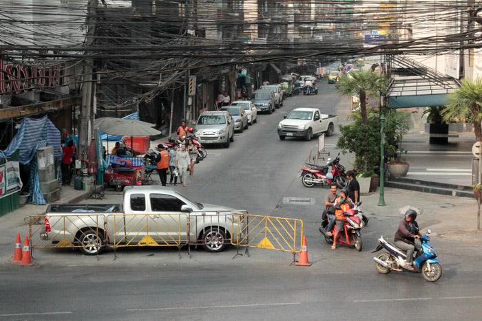 Самый популярный автомобиль у жителей Таиланда Pickup. Фото: Николай Карпов/Великая Эпоха (The Epoch Times)