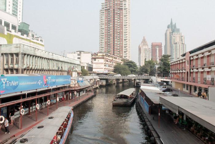 Искусственные каналы Бангкока. Фото: Николай Карпов/Великая Эпоха (The Epoch Times)