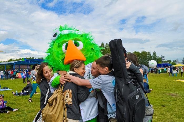 Фестиваль «Зелёный». Фото: Валентина Трифонова