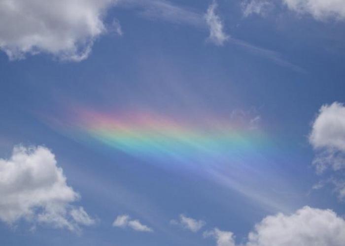 Огненная радуга. Фото: Shutterstock*