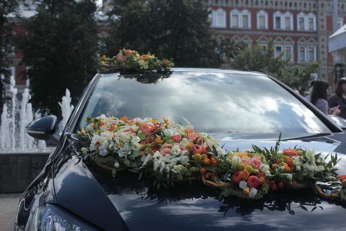 Машина как арт-объект. Фото: Николай Карпов/Великая Эпоха (The Epoch Times)