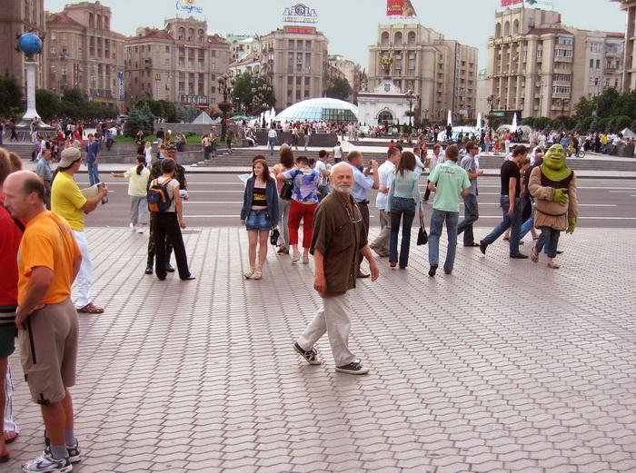 Крещатик. Фото: Ирина Рудская/Великая Эпоха (The Epoch Times)