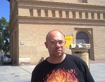 Мануэль Гарсиа, Сарагоса, Испания. Фото: Великая Эпоха (The Epoch Times)