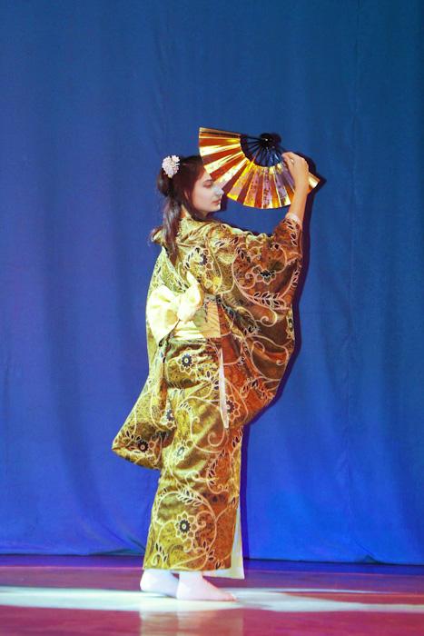 В Новороссийске прошёл Фестиваль японской культуры Kuro no Shinkai. Фото Андрей Михайловский/Великая Эпоха (The Epoch Times)