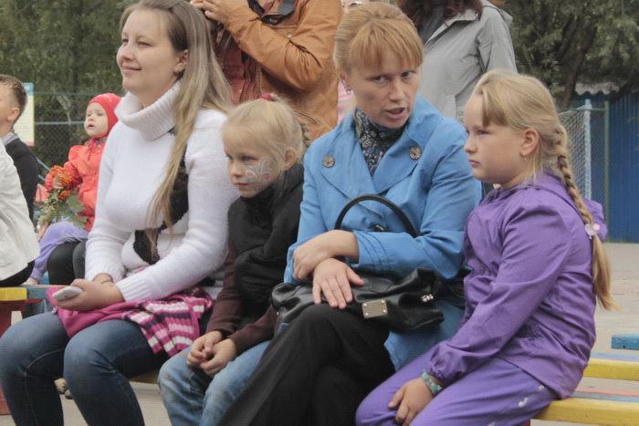 Первый День знаний в зоопарке «Лимпопо». Фото: Николай Карпов/Великая Эпоха (The Epoch Times)