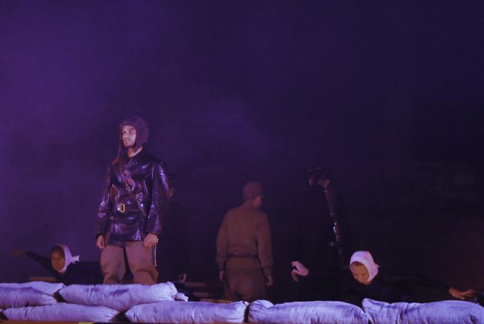 В Новороссийске провели акцию «Живи и помни» Фото: Андрей Михайловский/Великая Эпоха (The Epoch Times)