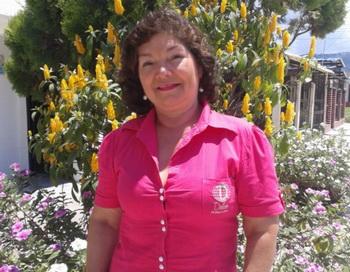 Мария Фанни Вильянуэва, Питалито, Уила, Колумбия.  Фото: Великая Эпоха (The Epoch Times)