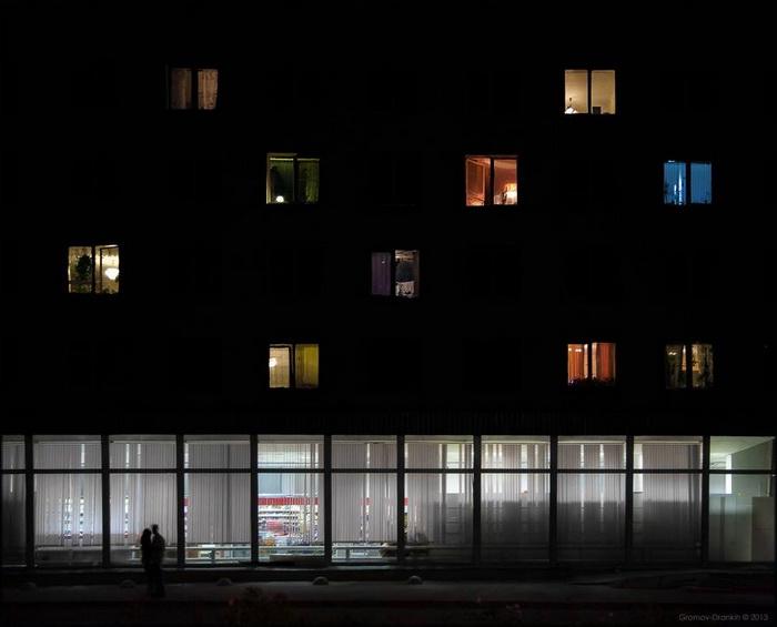 Вечерний калейдоскоп. Фото: Игорь Громов-Дранкин