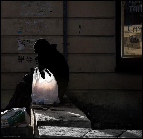 Полная кошёлка света. Фото: Игорь Громов-Дранкин