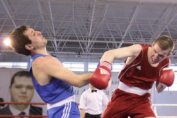 Всероссийский Турнир по боксу класса
