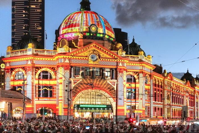 Фестиваль «Белая ночь». Мельбурн, Австралия, 22 февраля 2014 года. Фото: Чэнь Мин/Великая Эпоха (The Epoch Times)