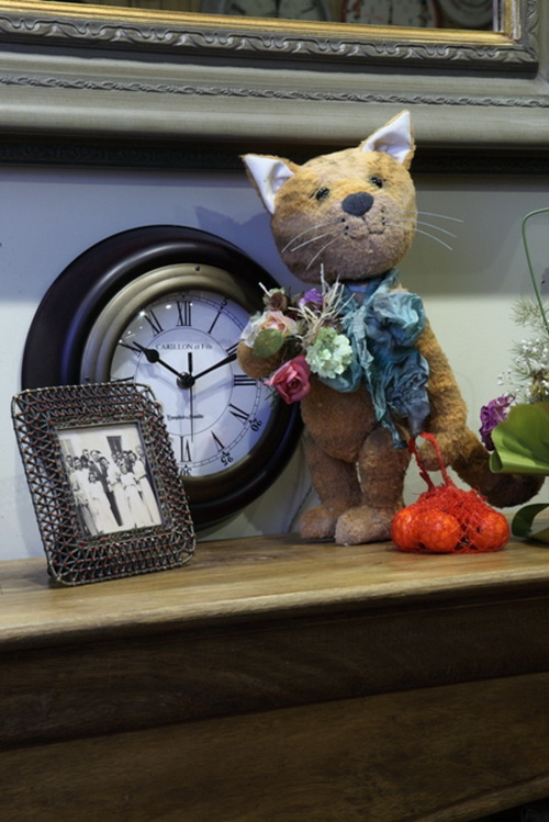 Интерьерная кукла от Broderie. Фото предоставлено пресс-службой BSG LUXURY GROUP