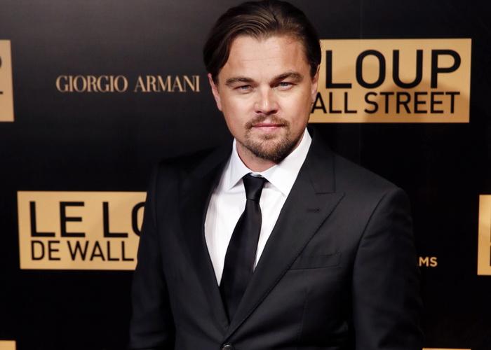Голливудская звезда, актёр с итало-немецкими корнями Леонардо ДиКаприо. Фото: PATRICK KOVARIK/AFP/Getty Images