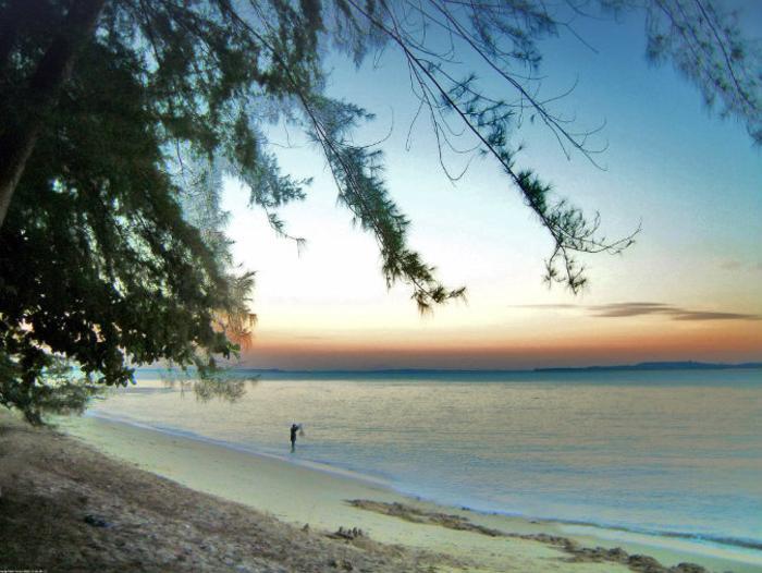 Пляж Чаньги, Сингапур. Фото: Calvin C. Teo
