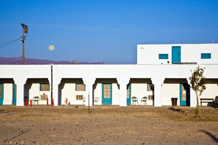 Отель Amargosa. Фото: Shutterstock