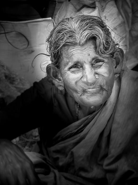 Индийские старики. Фото: Татьяна Виноградова/Великая Эпоха (The Epoch Times)