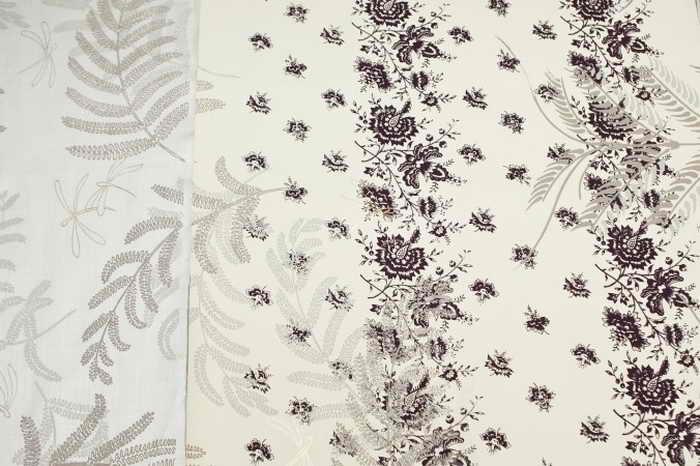 Образцы обоев в Zina Studios, Маунт-Вернон, Нью-Йорк. Фото:Samira Bouaou/Epoch Times)