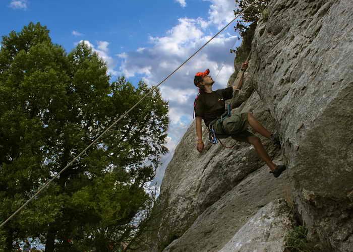 Именно молодые поднимаются в горы покорять вершины. Фото: Ирина Рудская/Великая Эпоха (The Epoch Times)