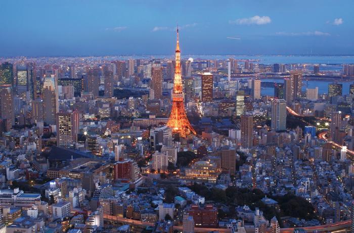 Японская столица Токио стала одним из трёх городов-кандидатов на проведение летних Олимпийских игр – 2020, включая Стамбул и Мадрид. Фото: Adam Pretty/Getty Images