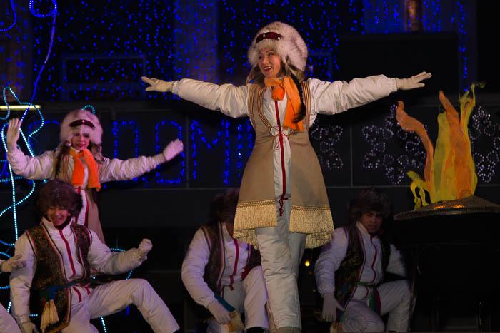 Праздничный предновогодний концерт. Фото: Сергей Тугужеков/Великая Эпоха (The Epoch Times)