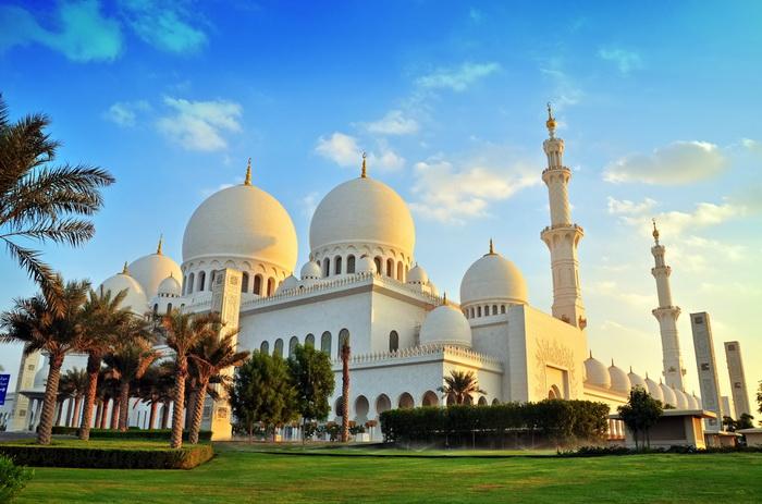 Большая мечеть шейха Зайда. Фото: Shutterstock*