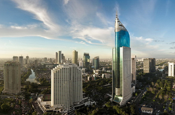 Городской пейзаж Джакарты. Фото: Shutterstock*