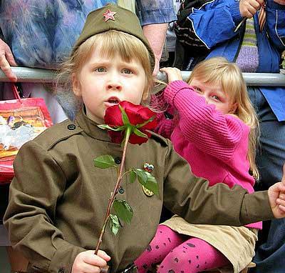 Парад Победы в Севастополе.  Фото: Алла Лавриненко/Великая Эпоха/