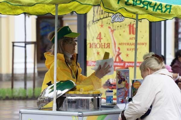 День города празднует Санкт-Петербург. Фото: Лора Ларсиа/Великая эпоха