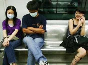 Распространение инфекции из Китая. Фото:Christian Keenan /Getty Images